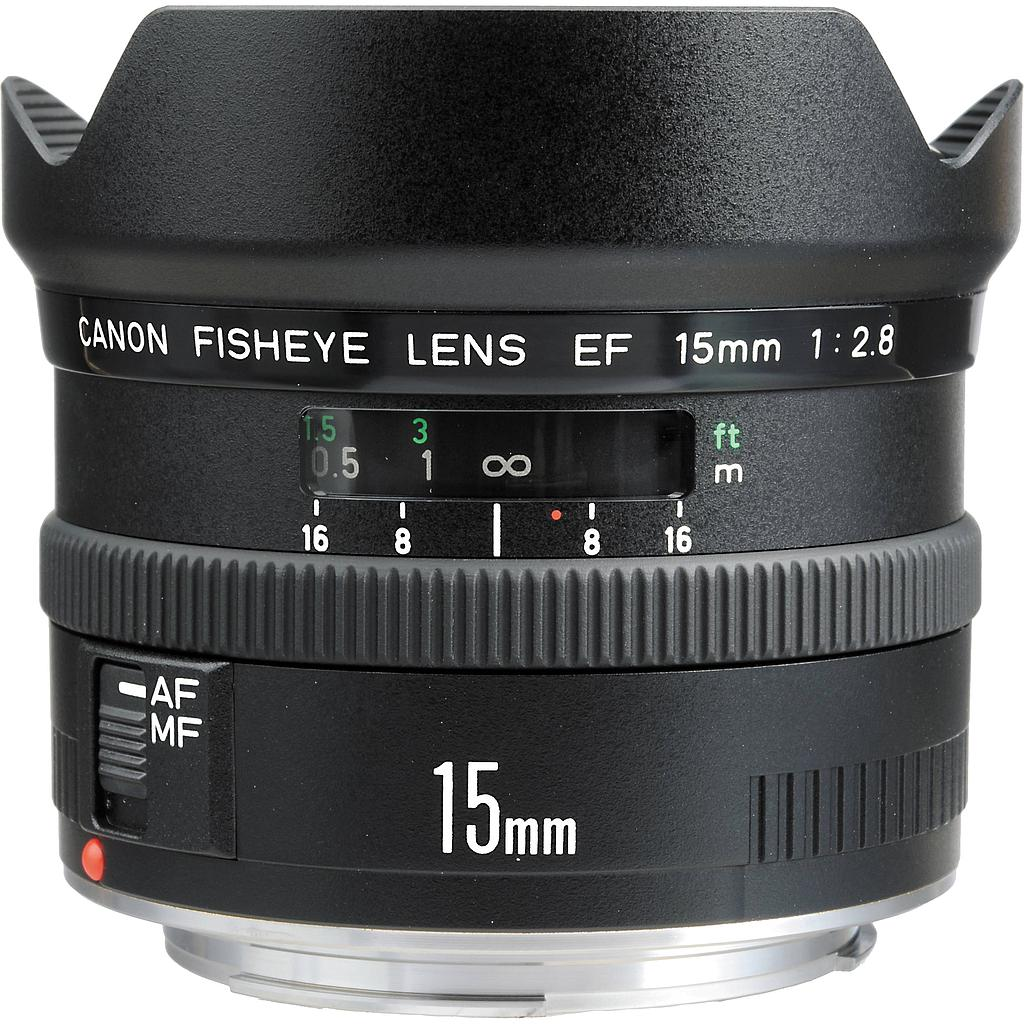 EF 15mm f/2.8 Fisheye