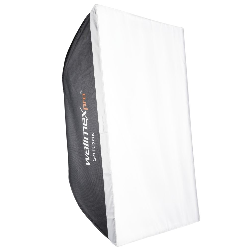 Pro Softbox 80x120 serie orange