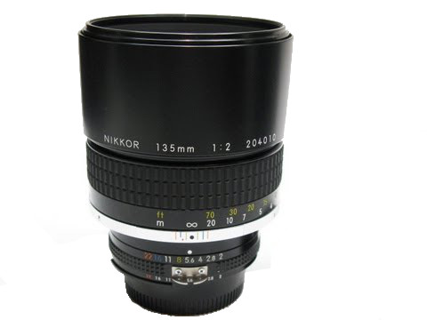Nikkor 135mm f/2 Ai-S