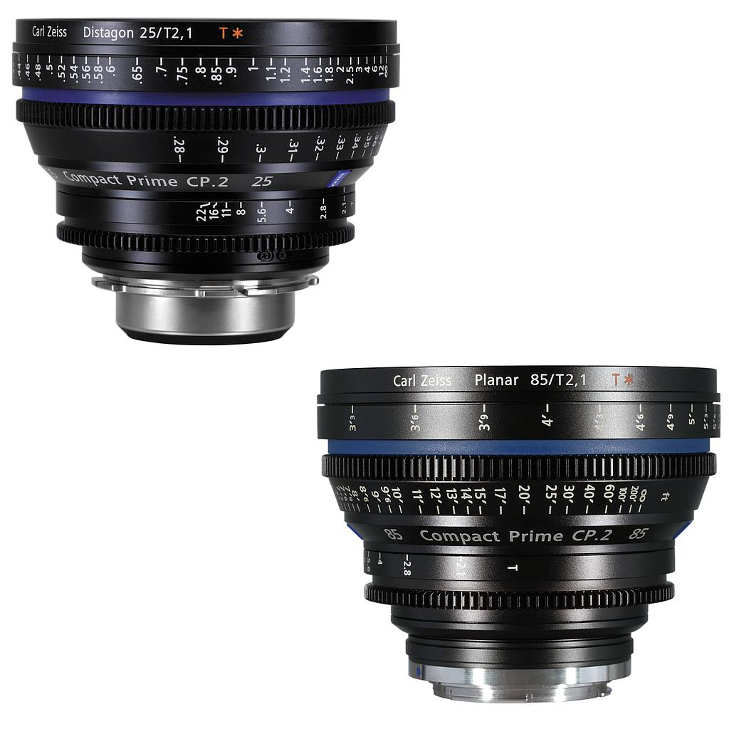 CP2 25mm-85mm