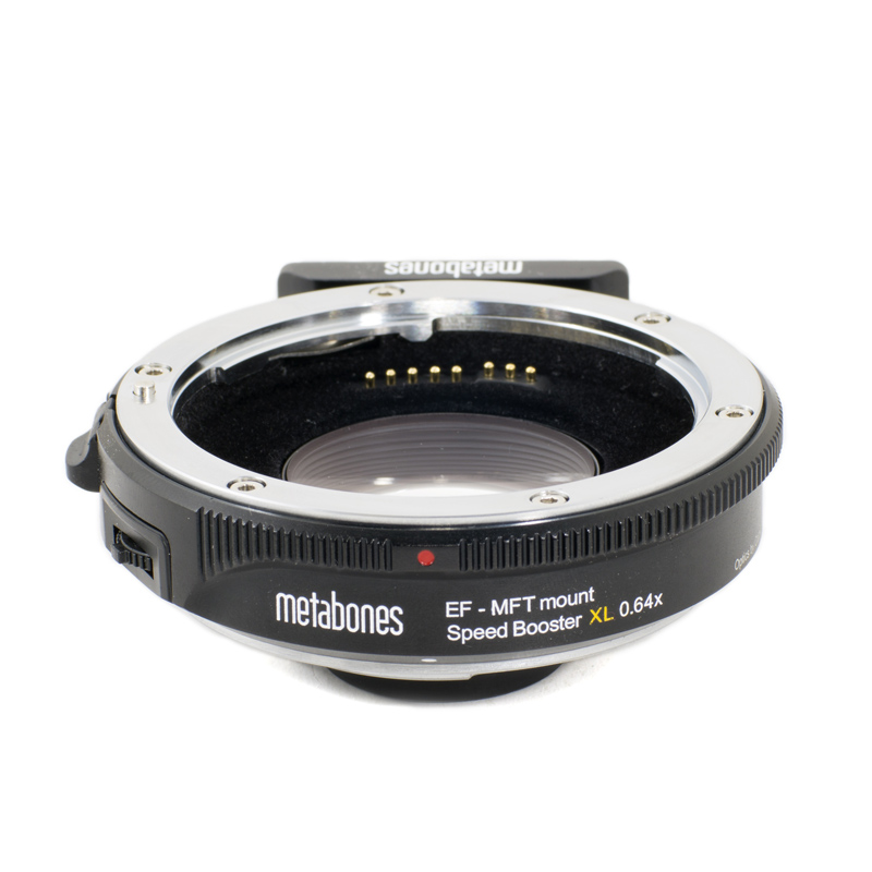 Canon EF Lens to Micro Four Thirds T Speed Booster XL 0.64x